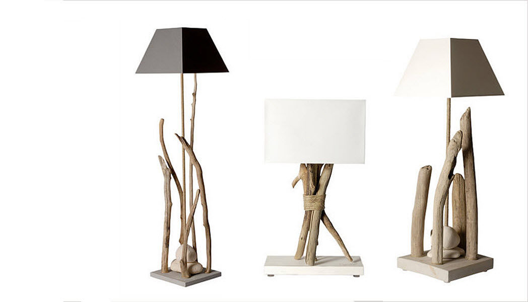 Coc'Art Créations Table lamp Lamps Lighting : Indoor  |