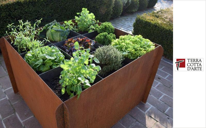 Terracotta DArte Garden box Fences and borders Garden Gazebos Gates...  |
