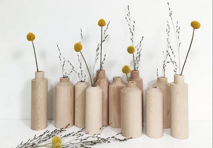 AN°SO Stem vase Vases Flowers and Fragrances  |