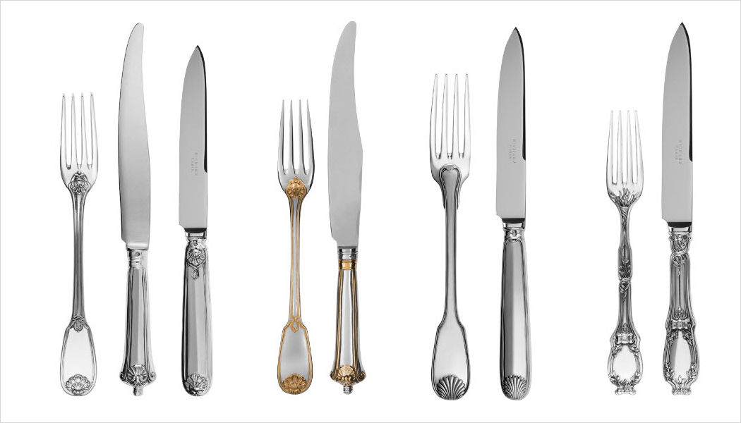 Richard Orfèvre Cutlery Knife and fork sets Cutlery  |