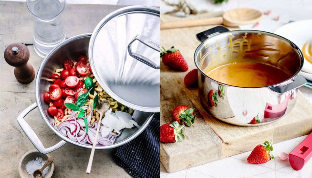 Cristel Saucepan Casseroles Cookware  |
