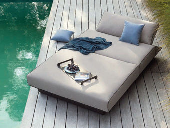 MANUTTI - air collection - Double Sun Lounger