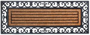 BEST FOR BOOTS - paillasson grandes portes en caoutchouc et coco 12 - Doormat