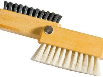 Redecker - brosse d'ordinateur portable en hêtre, poil de ch - Cleaning Brush