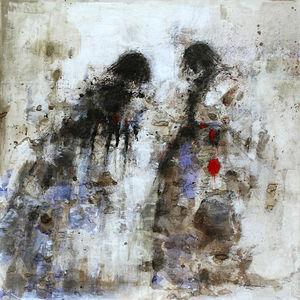 HANNA SIDOROWICZ - menines - Contemporary Painting