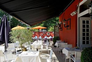 BRUSTOR - store banne - Patio Awning