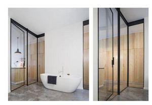 MELANIE LALLEMAND ARCHITECTES - loft industriel - paris 10 - Interior Decoration Plan
