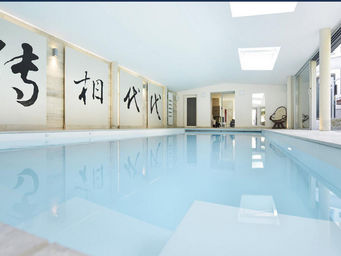 CARON PISCINES -  - Indoor Pool