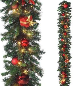 Deco Woerner -  - Electric Christmas Garland