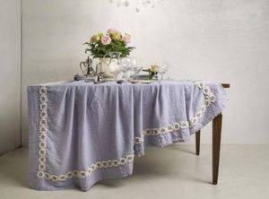 la FABBRICA del LINO -  - Rectangular Tablecloth