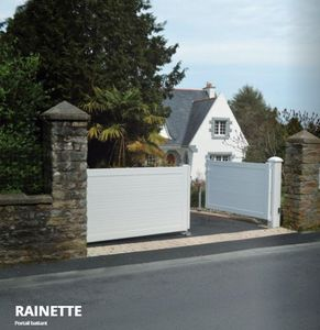 Cadiou Industrie - rainette - Casement Gate