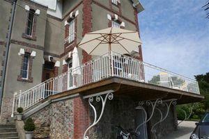 Concept 3000 Terrace floor