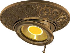 Adjustable recessed light