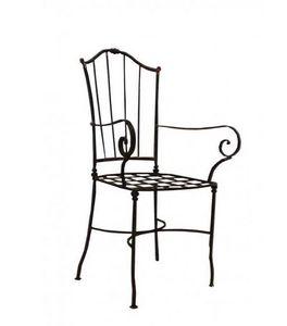 Garden armchair