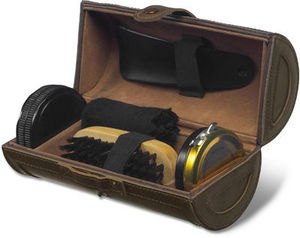 Equinoxe Shoe polishing kit