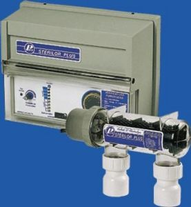 Zodiac Salt water chlorination system