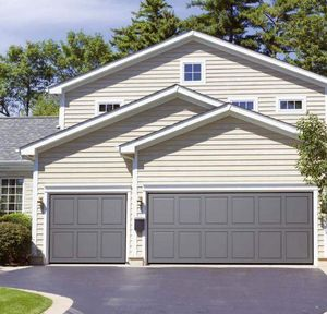 Silvelox Sliding garage door