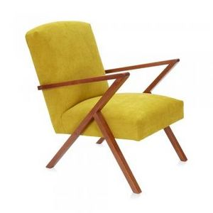 Sternzeit Design Beads armchair