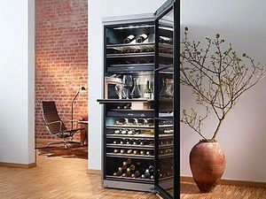 Miele France Wine by the glass system