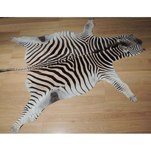 African Gallery Zebra skin