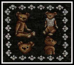 A Pattes De Velours Embroidery kit