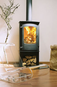 Ceramique Regnier Wood burning stove