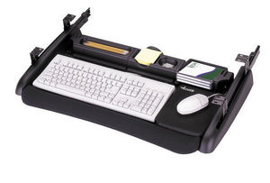 Accuride Keyboard extension shelf