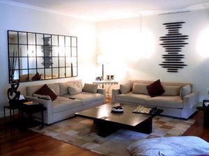 Natasha Barrault Décoration D'intérieurs Living room