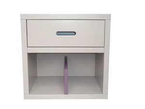 Gris Alba Decoracion Children's bedside table