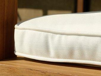 BELIANI - meubles en bois / teck - Garden Seat Cushion