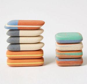 Eraser-The Conran Shop France-Lot de 10