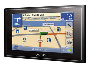 GPS & car radio