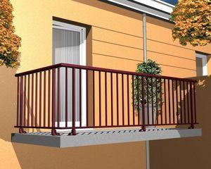 Bugal - habitat - Stair Railing