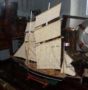 La Timonerie Antiquités marine -  - Boat Model