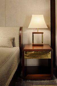 Armani Casa - everly - Bedside Table