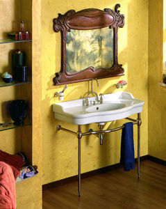 BLEU PROVENCE - 899+bm8 - Pedestal Washbasin