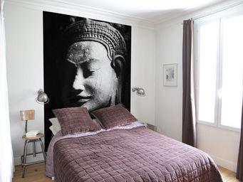Ohmywall - papier peint lady apsara - Wallpaper