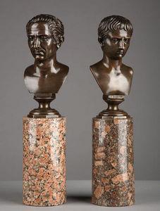 Galerie Atena -  - Bust Sculpture