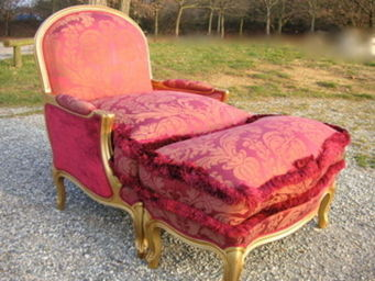 Englers -  - Duchesse Brisée Armchair And Footstool