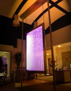 ALD CONCEPTS -  - Water Feature Wall
