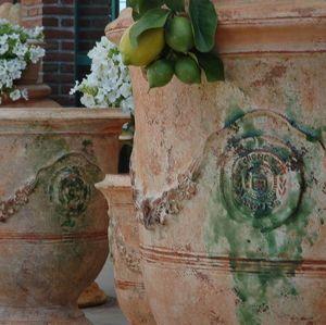 Le Chêne Vert -  - Large Vase