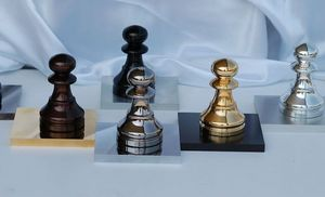 ECHIQUIER FUMEX -  - Chess Piece