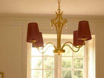 La maison de Brune - petit siècle 4 branches - Hanging Lamp