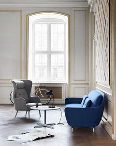 Fritz Hansen -  - Armchair With Headrest