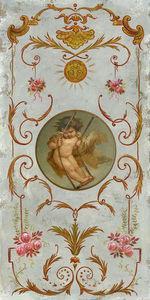 APOLONY - le chérubin - Decorative Painting