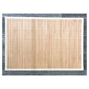 FAYE - set de table en bambou (lot de 6) - Place Mat
