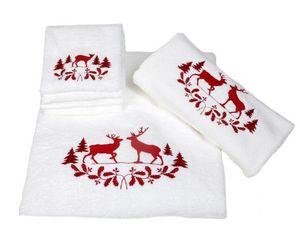 Noel - montana- - Bath Towel