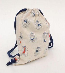 RÊVES DE GRENOUILLE - oiseaux - Backpack (children)