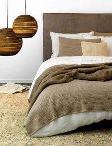 LUIZ - oak - Bedspread