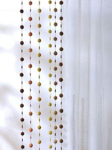 An Vert Du Design -  - Door Curtain